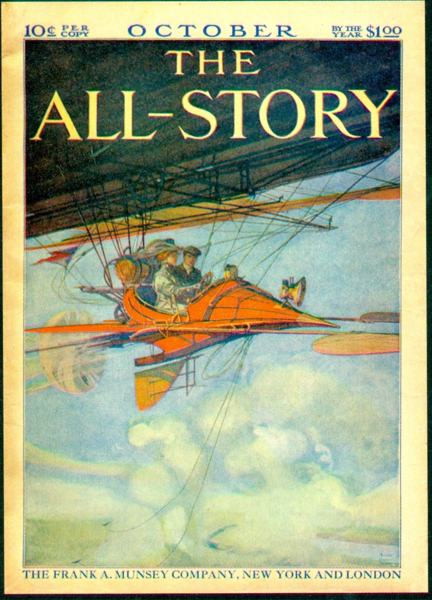 The All-Story, October 1908